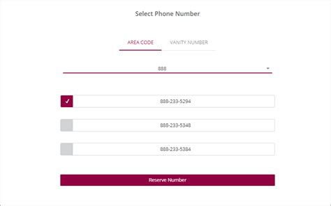Vanity Number by 800 Toll Free Vanity Numbers For 4 99 With Big Selection