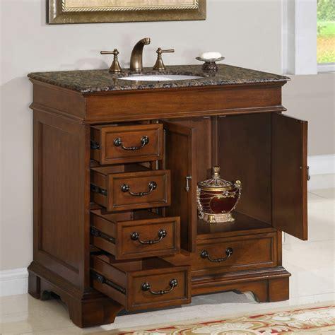 silkroad exclusive ashley  single bathroom vanity set