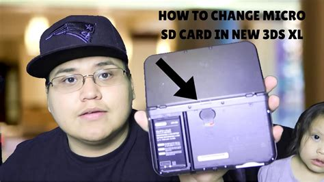 Scandisk ultra plus 32gb card. How To Change Micro SD Card In NEW Nintendo 3DS XL - YouTube