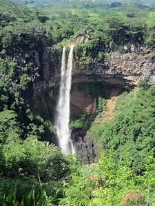 Chamarel Waterf... Waterfall