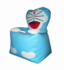 Buy, Doraemon, Small, Bean, Bag, Chair, Without, Beans, By, Kidz, Corner, Online, -, Bean, Bags