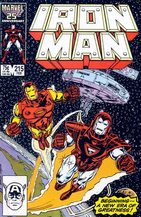 Marvel Comics of the 1980s: Iron Man 3 Week - Favourite ...