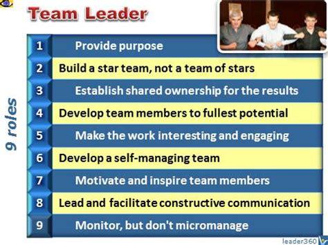 team leader   lead  star team leadership tips