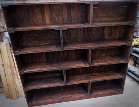 Pallet Large Bookcase