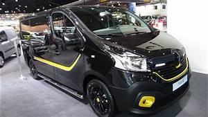 Trafic Renault 2017 : 2017 renault trafic formula edition exterior and interior iaa hannover 2016 youtube ~ Medecine-chirurgie-esthetiques.com Avis de Voitures