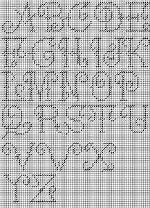 rechart adaptation copyright napa needlepoint alphabet With needlepoint alphabet letters