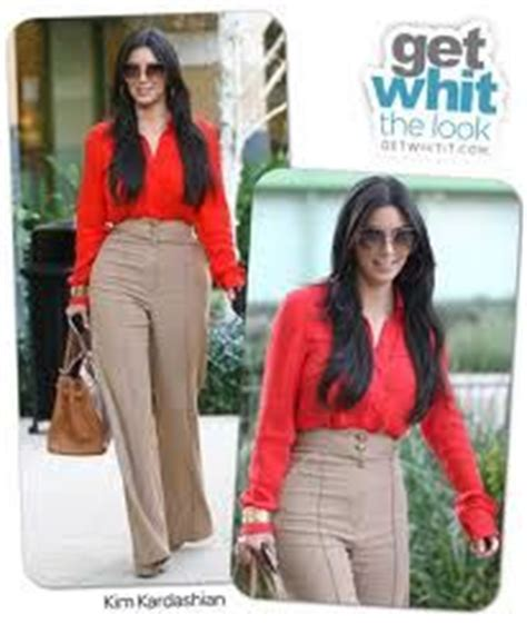 My attempt at making red and khaki look good for work at Target! - will need ideas like this to ...