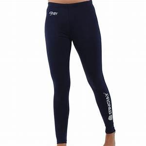 Ladies Swim Leggings ST212L - UPF 50 | Sun Protective Clothing