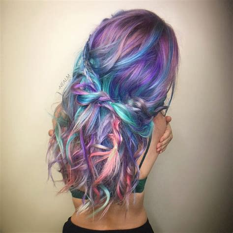 Colored Hair by H 216 L 213 Gram Hair Hair Colors Ideas