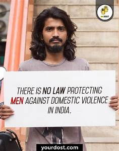 Gender Equality: Men Can Be Victims Too