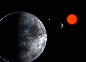 Gliese 581 - Pics about space