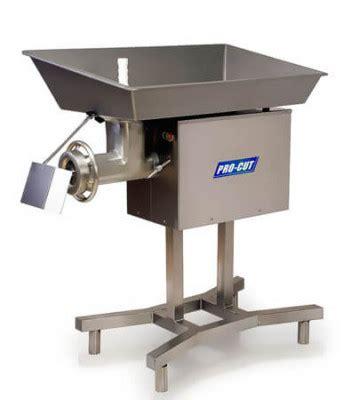 pro cut kg  xp commercial meat grinder  mo