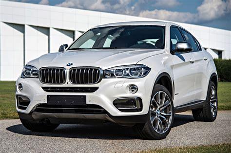 2015 Bmw X6 M Review