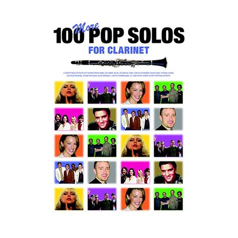 100 More Pop Solos For Clarinet