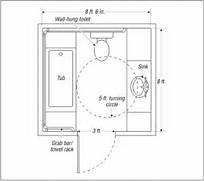 Ada Commercial Bathroom Requirements 2015 by Life On Wheels Center Bathroom Figures