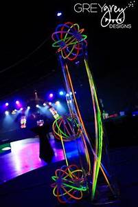 1000 images about Neon Glow in the Dark Party on