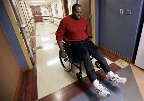 paralyzed  basketball player hopes  walk