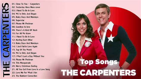 Rhapsody has all the latest music by the carpenters, including popular playlists, picture galleries. The Carpenter Best Of Songs - Carpenters Greatest Hits Playlist Album - - YouTube