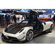 Pagani Huayra BC For Sale Production 20 Cars