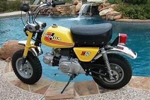 17 Best Images About Honda Z50 Monkey Bikes On Pinterest