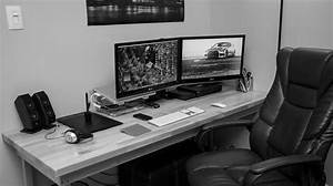 Graphic / Web Designer's Workstation | home office ...