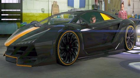 zentorno super car gta  high life dlc update