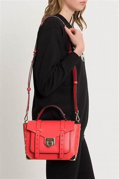 Kors Michael Satchel Manhattan Leather Bag Core
