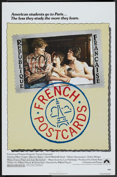 french postcards  review  roger ebert