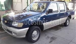 Chevrolet Luv Gls 2 2 4x2 Cabina Doble Usado  2002  Color