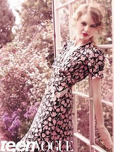 Taylor Swift 2011 Teen Vogue Magazine Photoshoot