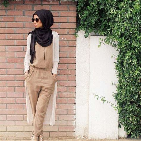 styles hijab modernes la combinaison mon kiffe de