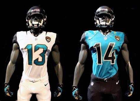 Jacksonville Jaguars 2013 Uniform Design Process