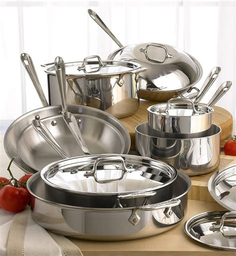 clad expensive stainless every cookware purchases penny worth steel they