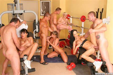 Fitnessrooms Gym Group Cant