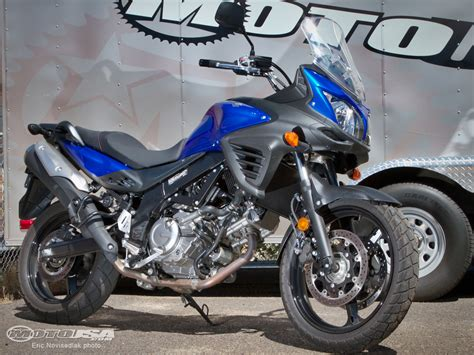 2013 Suzuki V Strom 650 2013 suzuki v strom 650 abs comparison photos motorcycle usa