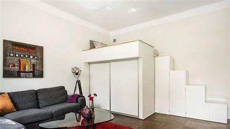 lit mezzanine adulte pour l 39 aménagement du petit appartement