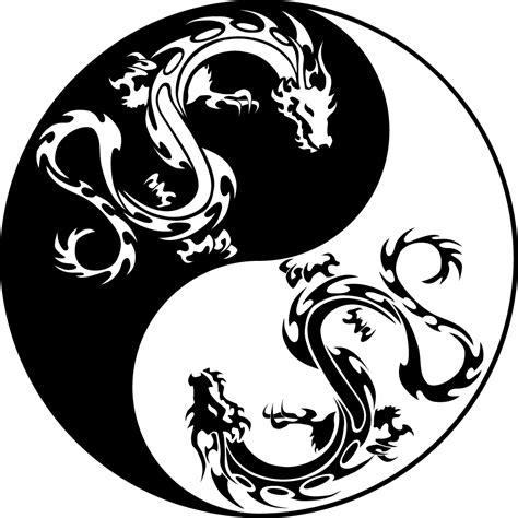 wallstickers folies yin yang wall stickers