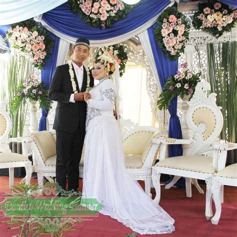 dekorasi pernikahan sederhana  rumah tapi unik
