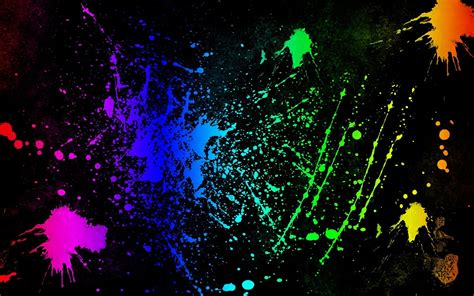Colorful, Paint Splatter Hd Wallpapers / Desktop And Mobile Images & Photos