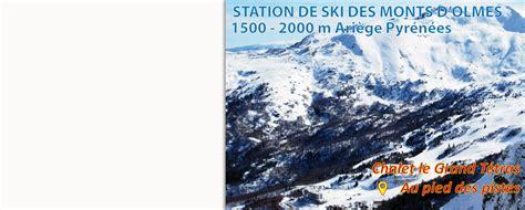 station de ski les monts d olmes centre de vacance aux monts d olmes ari 232 ge pyr 233 n 233 es