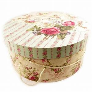 Belle Boite De Rangement : set de 5 bo tes chapeaux gigognes belle epoq achat vente housse de rangement set de 5 ~ Farleysfitness.com Idées de Décoration