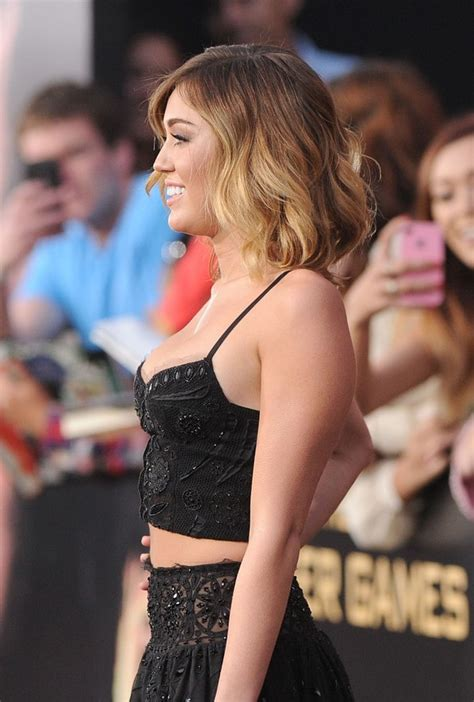 sexy short ombre hair miley cyrus layered ombre wavy