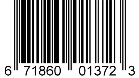 bar code scan digital animation stock footage video