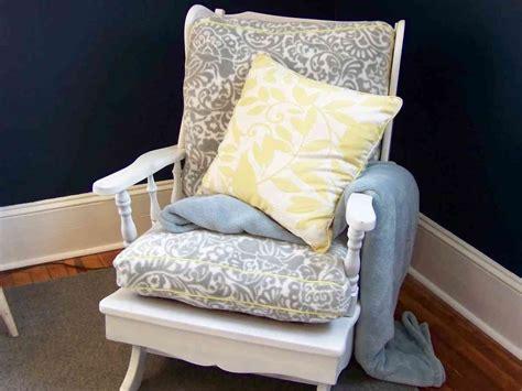 rocking chair cushion sets  nursery decor ideasdecor