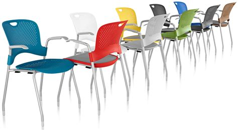 Herman Miller Caper Chair Finishes by Caper Stacking Chair By Herman Miller