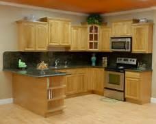 kitchen ideas with oak cabinets oak 06 oak cabinet design oak oak burl kitchen cabinets oak - Kitchen Design With Oak Cabinets