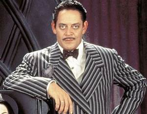 Gomez Addams Steeshes Mustaches and Miscellaneous