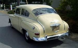 1951 Plymouth Concord - Information And Photos