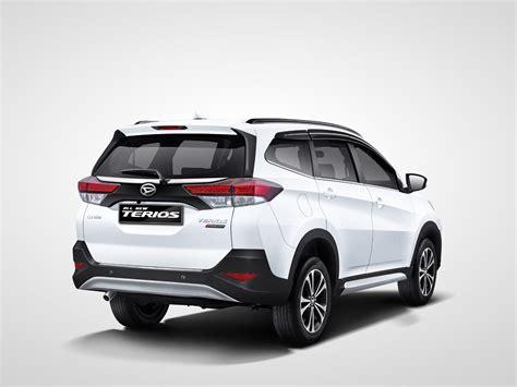 Daihatsu Suv by Daihatsu S New Terios Puts The Dn Multisix Concept Into