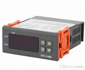 Compre Universal 50 99 Graus Stc 1000 Digital Lcd